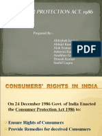 CONSUMER PROTECTION ACT Main PPT