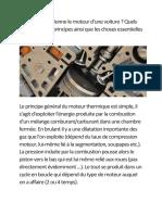 Livre Mecanique Et Électricité Automobile