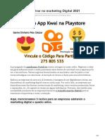 -Mkt Digital 2021 - Marketing Digital 2021