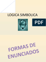 LOGICA SIMBOLICA PART1
