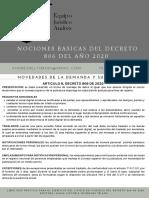 decreto 806 de 2020