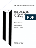 The Anguish of Central Bankers 1979