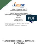 TRADUÇÃO CULTURAL - ZONAS DE CONTATO SURDO E OUVINTES