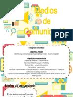 86. Categoría Semántica Medios de Comunicación (1)