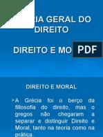 AULA 05 DIREITO E MORAL E ÉTICA
