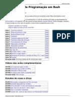 linux shel script cbpb-blau-araujo