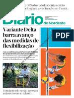 Diário do Nordeste 07-08-21