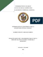 Revisión (2021)Medicina Veterinaria y Zootecnia -CD 308