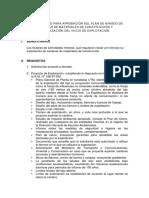 Programa Procedimiento 18