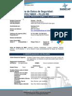 MSDS POLYMER-PLUS RD Espanol
