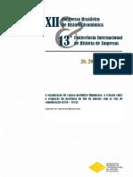 A Organização Do Espaço Produtivo Fluminense