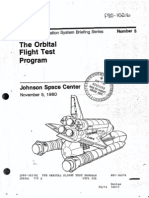 The Orbital Flight Test Program