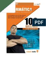 100 Questoes Informatica Gabarito.pdf