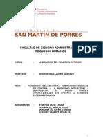 TENDENCIAS DE LAS NORMAS INTERNACIONALES DE PROPIEDAD INTELECTUAL