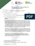Judith Gerbaldo. Tensiones y Desafíos emergentes para las radios comunitarias en la implementación de la Ley SCA. COMPANAM 2013-CÓRDOBA.ARGENTINA