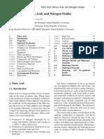 Nitric Acid_Nitrous Acid_Nitrogen Oxides - Ullman's Encyclopedia