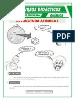 Estructura Atomica Para Segundo de Secundaria
