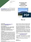 Pukeokahu Newsletter No.7