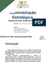 Estudo de Caso-Santa Rita