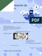 Administracion de Mercadeo Maria Fernanda Jaimes