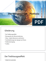 Portfolio Klimawandel