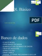 Fundamentos De Base Dados Aula_4
