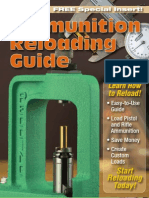 Redding Ammo Reloading Guide