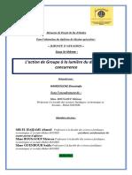 Mémoire Master à Publication 2021