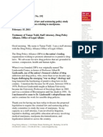 Tamar Todd Testimony February 15 2011 FINAL