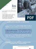 PROYECTO REDONDOS - Planificacion