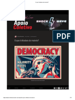 O que é ditadura da maioria_