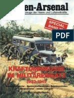 WASp23 - Kraftomnibusse im Militäreinsatz 1933-1945
