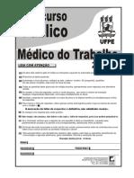 Medico Area-medico Do Trabalho-2012