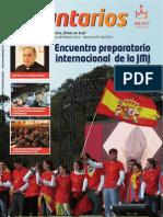 Revista de los Voluntarios de la JMJ. Febrero2011