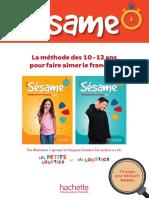 Sésame_Feuilletage Site