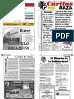 Revista de Caritas de Baza. marzo 2011