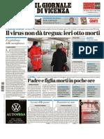 Il Giornale Di Vicenza 27 Marzo 2020