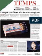 2019-12-06 Le Temps