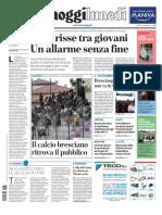 Brescia Oggi 7 Giugno2021