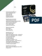 Motherboard Intel