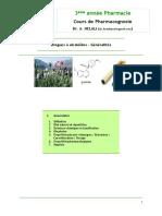 5-Alcaloïdes - Généralités 2020-2021