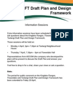 KFT - Extra Information Sessions