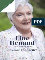 Line Renaud Avec Bernard Stora (en Toute Confidence)