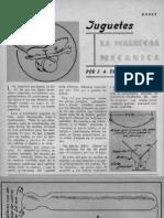 Juguetes - Mariposa mecánica