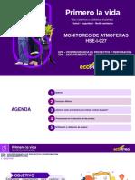 09. EPP HSE Monitoreo de Atmosfera