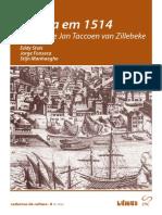 Lisboa em1514 - O relato de Jan Taccoen van Zillebeke