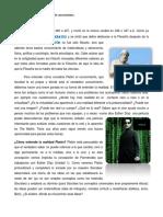 IDS-Clase sobre Platón