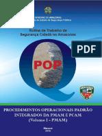 Perturbação do Sossego - POP - PMAM