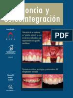 Periodoncia y osteointegración