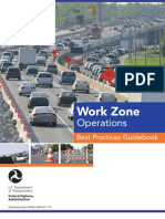 Work Zone Operations Best Practices Guide
